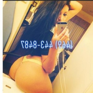 Cahina tantra massage in Wolf Trap, escort