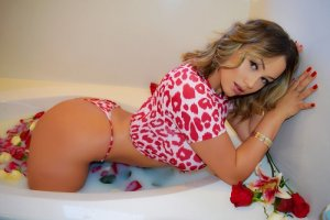 Carmencita erotic massage & live escort